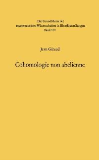 Cover Cohomologie non abelienne