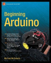 Cover Beginning Arduino