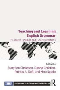 Cover Teaching and Learning English Grammar
