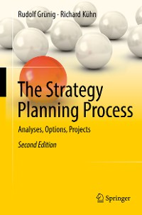 Cover The Strategy Planning Process