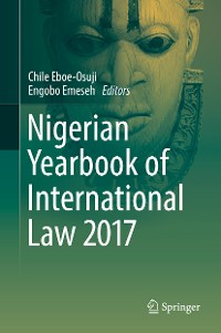 Cover Nigerian Yearbook of International Law 2017