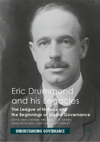Cover Eric Drummond and his Legacies