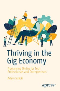 Cover Thriving in the Gig Economy