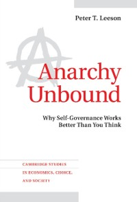 Cover Anarchy Unbound