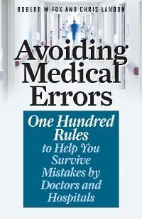 Cover Avoiding Medical Errors