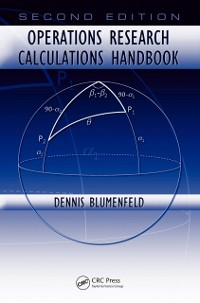 Cover Operations Research Calculations Handbook
