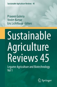 Cover Sustainable Agriculture Reviews 45