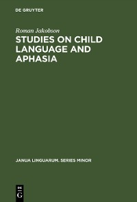 Cover Studies on Child Language and Aphasia