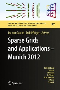 Cover Sparse Grids and Applications - Munich 2012