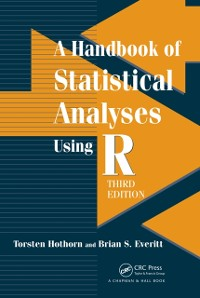 Cover Handbook of Statistical Analyses using R