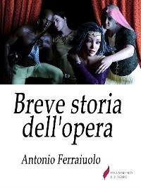 Cover Breve storia dell'opera