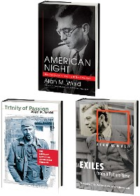Cover Alan M. Wald's American Literary Left Trilogy, Omnibus E-Book