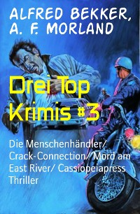 Cover Drei Top Krimis #3