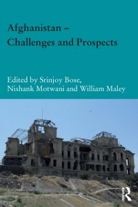 Cover Afghanistan - Challenges and Prospects