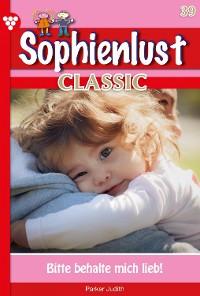 Cover Sophienlust Classic 39 – Familienroman