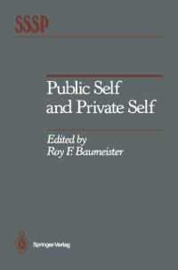 Cover Public Self and Private Self