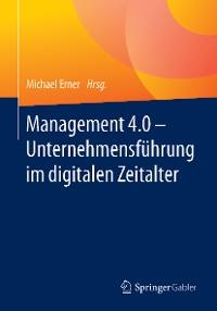 Cover Management 4.0 – Unternehmensführung im digitalen Zeitalter