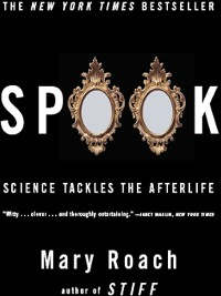 Cover Spook: Science Tackles the Afterlife
