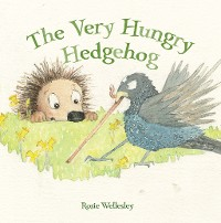 Cover The Very Hungry Hedgehog