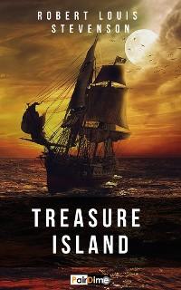 Cover Treasure Island (Illustrated)