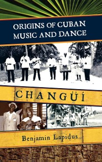 Cover Origins of Cuban Music and Dance