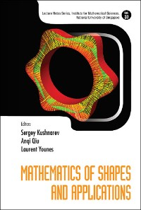 Cover Mathematics of Shapes and Applications