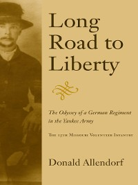 Cover Long Road to Liberty