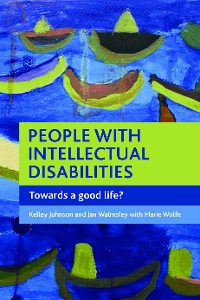 Cover People with intellectual disabilities