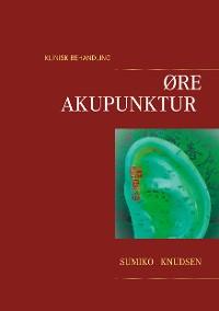 Cover Øreakupunktur  Klinisk Behandling