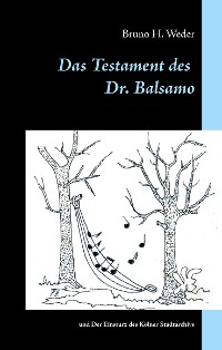 Cover Das Testament des Dr. Balsamo