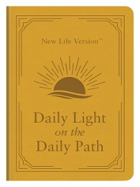 Cover Daily Light on the Daily Path