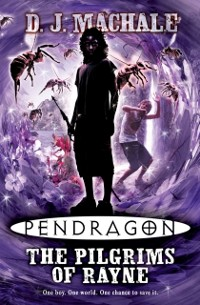 Cover Pendragon: The Pilgrims of Rayne