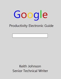 Cover Google Productivity - Electronic Guide
