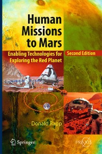Cover Human Missions to Mars