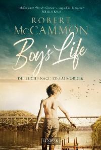Cover BOY'S LIFE - Die Suche nach einem Mörder