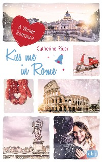 Cover Kiss me in Rome