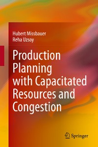 Cover Production Planning with Capacitated Resources and Congestion