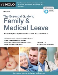 Cover Essential Guide to Family & Medical Leave, The