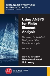 Cover Using ANSYS for Finite Element Analysis, Volume II