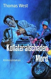 Cover Kollateralschaden Mord