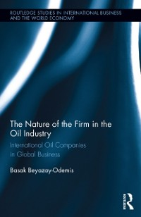 Cover Nature of the Firm in the Oil Industry