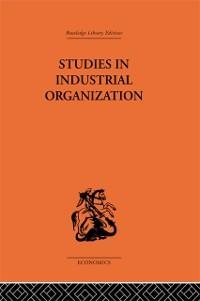 Cover Studies in Industrial Organization