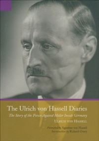 Cover Ulrich von Hassell Diaries