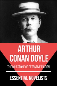 Cover Essential Novelists - Arthur Conan Doyle