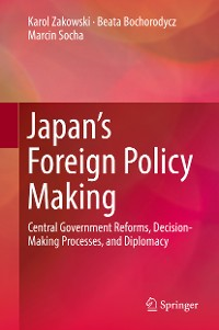 Cover Japan's Foreign Policy Making
