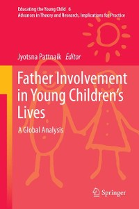 Cover Father Involvement in Young Children's Lives