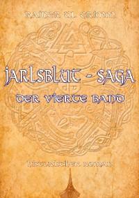 Cover Jarlsblut - Saga
