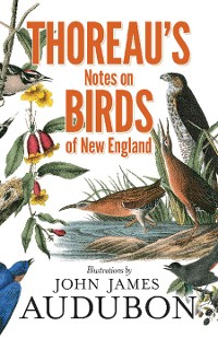 Cover Thoreau's Notes on Birds of New England