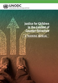Cover Justice for Children in the Context of Counter-Terrorism