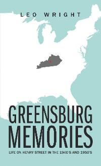 Cover Greensburg Memories